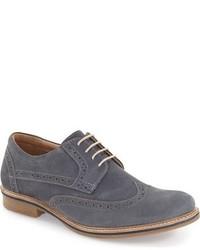 Chaussures habillées bleues