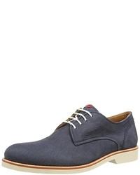 Chaussures habillées grises foncées Tommy Hilfiger