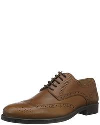 Chaussures habillées marron Selected