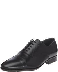 Chaussures habillées noires Azzaro