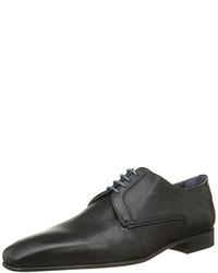 Chaussures habillées noires Hexagone