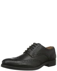Chaussures habillées noires Selected