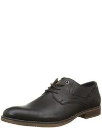 Chaussures habillées noires Tom Tailor