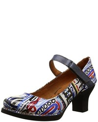 Chaussures multicolores Art