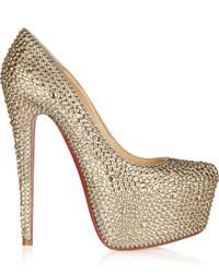 Chaussures pailletées