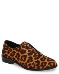 Chaussures plates marron fonce original 11479017