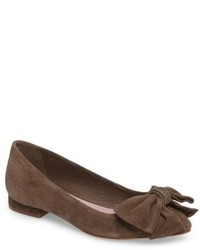 Chaussures plates marron original 11476539