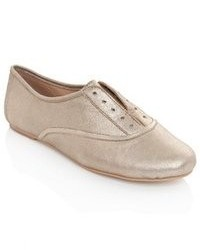 Chaussures richelieu beiges original 8534643