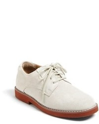 Chaussures richelieu blanches