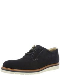 Chaussures richelieu bleu marine Boss Orange