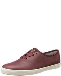 Chaussures richelieu bordeaux original 8534565
