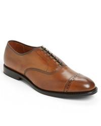 Chaussures richelieu brunes claires original 3306579