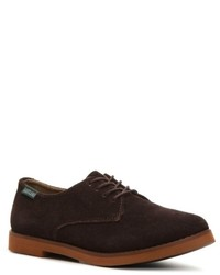 Chaussures richelieu brunes foncees original 8534673