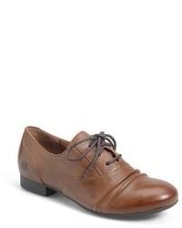 Chaussures richelieu brunes original 8534583