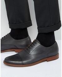 Chaussures richelieu en cuir noires Aldo