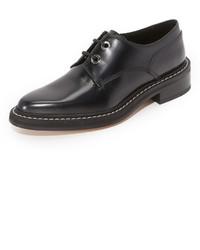 Chaussures richelieu en cuir noires Rag & Bone