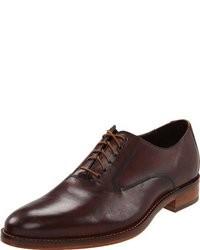 Chaussures richelieu en cuir
