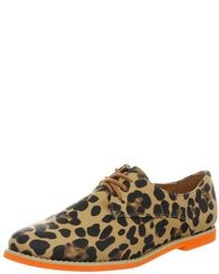 Chaussures richelieu en daim original 8534833