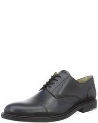 Chaussures richelieu gris foncé Boss Orange