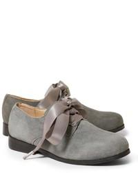 Chaussures richelieu grises