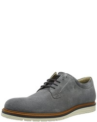 Chaussures richelieu grises Boss Orange