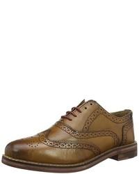Chaussures richelieu marron Ben Sherman