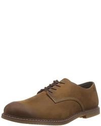 Chaussures richelieu marron Timberland