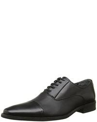 Chaussures richelieu noires Calvin Klein
