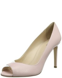 Chaussures roses Hugo