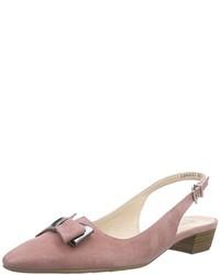 Chaussures roses Peter Kaiser