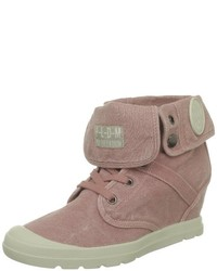 Chaussures roses PLDM by Palladium