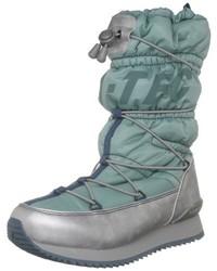 Chaussures vertes menthe Hi-Tec