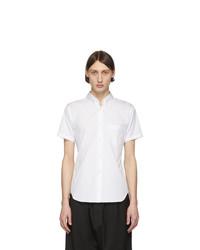 Chemise à manches courtes blanche Comme Des Garcons SHIRT