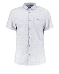 Chemise à manches courtes blanche KIOMI