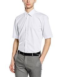 Chemise à manches courtes blanche Venti