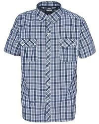 Chemise à manches courtes bleu clair Trespass