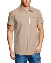 Chemise à manches courtes grise 2117 of Sweden