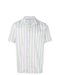 Chemise à manches courtes multicolore Cmmn Swdn