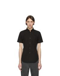 Chemise à manches courtes noire Comme Des Garcons SHIRT