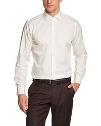 Chemise à manches longues beige Strellson Premium