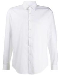 Chemise à manches longues blanche Calvin Klein