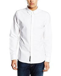Chemise à manches longues blanche Dickies