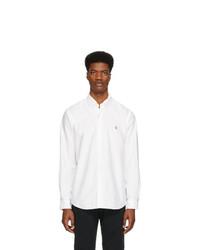 Chemise à manches longues blanche Polo Ralph Lauren