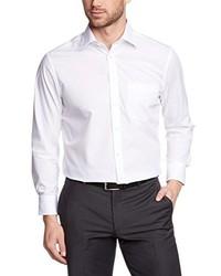 Chemise à manches longues blanche Seidensticker