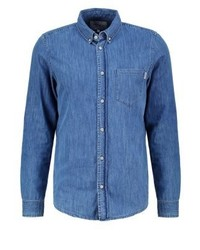 Chemise à manches longues bleue Carhartt WIP