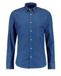 Chemise à manches longues bleue Tiger of Sweden