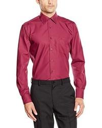 Chemise à manches longues fuchsia Casamoda