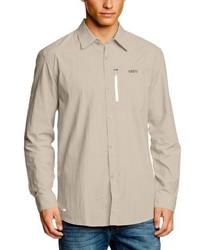 Chemise à manches longues grise 2117 of Sweden