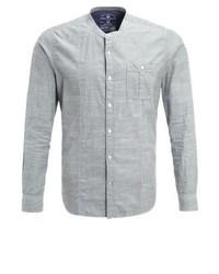 Chemise à manches longues grise Tom Tailor