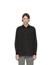 Chemise à manches longues noire Comme Des Garcons SHIRT